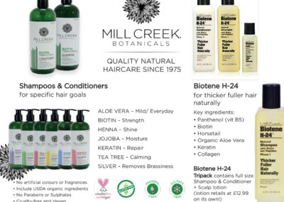 Milk Creek advert